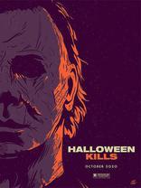 Хэллоуин убивает* плакаты