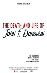 Смерть и жизнь Джона Ф. Донована плакаты