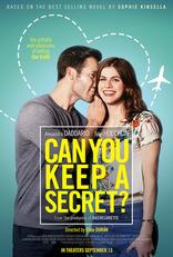 Ты умеешь хранить секреты? плакаты