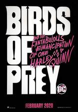 Хищные птицы: Потрясающая история Харли Квинн плакаты