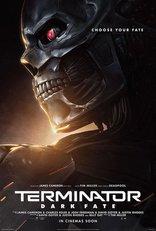 Терминатор: Тёмные судьбы плакаты