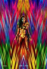 Чудо-Женщина: 1984 плакаты