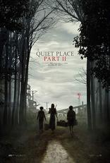 Тихое место 2 плакаты