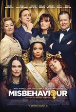 Мисс Плохое поведение плакаты