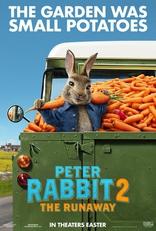 Кролик Питер 2 плакаты