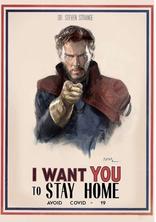 Доктор Стрэндж и мультивселенная безумия плакаты