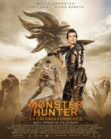 Охотник на Монстров плакаты
