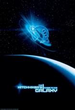 Автостопом по Галактике плакаты