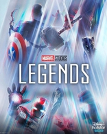 сериал Marvel Studios: Легенды