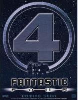 Фантастическая четверка плакаты