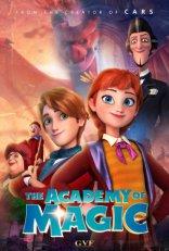 Академия магии плакаты