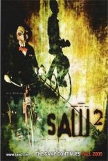 Пила II плакаты