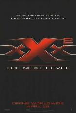 Три икса 2: Новый уровень плакаты