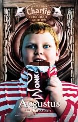 Чарли и шоколадная фабрика плакаты