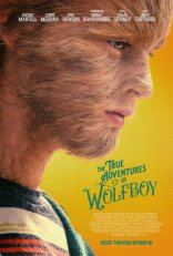 Реальная история мальчика-волчонка плакаты
