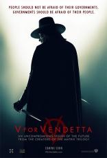 «V» значит вендетта плакаты