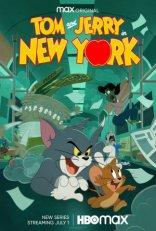 сериал Том и Джерри в Нью-Йорке