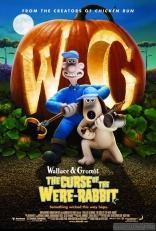 Уоллес и Громит: Проклятие кролика-оборотня плакаты
