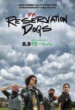Псы резервации / Reservation Dogs [Сезон: 1(8)] (2021) WEB-DL 1080p | ColdFIlm