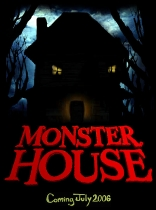 Дом-монстр плакаты