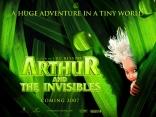 Артур и минипуты плакаты