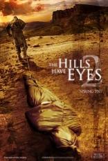 У холмов есть глаза 2 плакаты