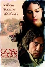 Призраки Гойи плакаты