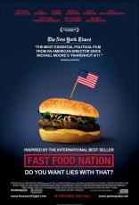 Нация фастфуда плакаты