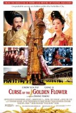 Проклятие золотого цветка плакаты