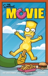 Симпсоны в кино плакаты
