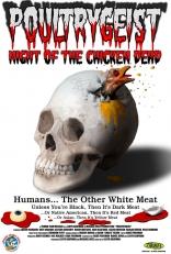 Атака куриных зомби плакаты