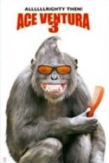 Эйс Вентура-младший плакаты