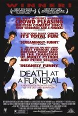 Смерть на похоронах плакаты