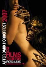 Фестиваль хоррора After Dark Horrorfest плакаты