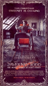 Суини Тодд, демон-парикмахер с Флит-стрит плакаты