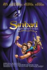 Синдбад: Легенда семи морей плакаты