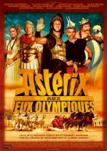 Астерикс на Олимпийских играх плакаты
