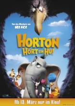 Хортон плакаты