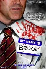 Меня зовут Брюс плакаты