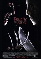 Фредди против Джейсона плакаты