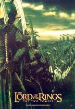 Властелин Колец: Две крепости плакаты