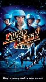 Звездный десант 2: Герой Федерации плакаты