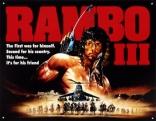 Рэмбо III плакаты