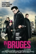 Залечь на дно в Брюгге плакаты