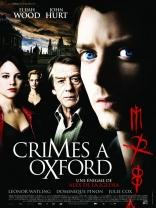 фильм Убийства в Оксфорде