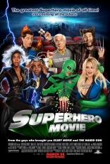 Супергеройское кино плакаты