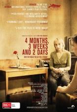 фильм 4 месяца, 3 недели и 2 дня