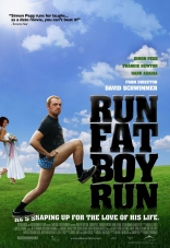 Беги, толстяк, беги плакаты