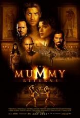 Мумия возвращается плакаты