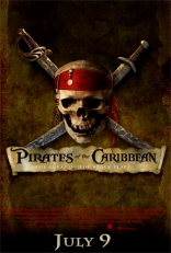 Пираты Карибского моря: Проклятие черной жемчужины плакаты